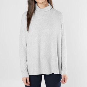 Lucky Brand Super Soft fleece long sleeve top